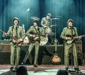 Bild: The Cavern Beatles live from Liverpool