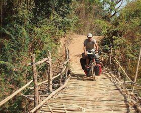 Cycling Eurasia - Mit dem Rad quer durch Europa und Asien