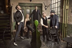 Neujahrskonzert | SPARK - Die klassische Band - A Sparkling New Year