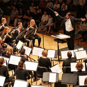 Bild: Frühlingsmatinee der Mannheimer Bläserphilharmonie