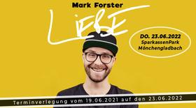 Bild: Mark Forster - Liebe Open Air 2020