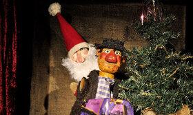 Bild: Oh Tannenbaum – Weihnachten bei Kasper und Gretel