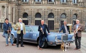 Bild: »Blechreiz - Klassik bis Tango & Dixie« - PHILHARMONIC BRASS DRESDEN - Mathias Schmutzler (Sächsische Staatskapelle)