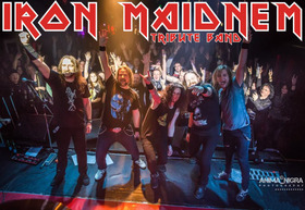 Iron Maidnem - Iron Maiden Tribute