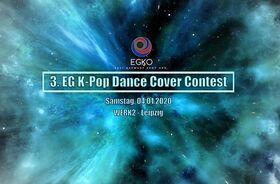 3. EG K-Pop Dance Contest