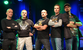 Bild: Forgotten Sons - Marillion Tribute