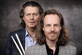 Bild: The Modern Boogie Woogie Duo