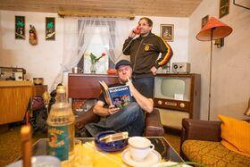 Bild: Comedy Frühling: Bartels, Schwedler: Die ultimative Ossi-Lesung Teil 2