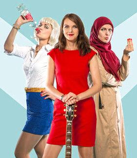 Bild: Comedy Frühling: Liza Kos: Was glaub' ich, wer ich bin?!