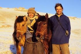 WunderWelten: Mongolei & Westchina - Mit Pferden auf den Spuren Dschingis Khans - Live-Reportage von Monika Koch & Heiner Tettenborn