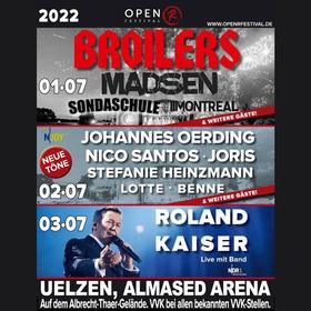 Open R Festival 2020 - Roland Kaiser live mit Band