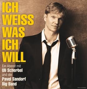 Bild: Ich weiß, was ich will - Ein Abend mit Uli Scherbel und der Pavel Sandorf Big Band
