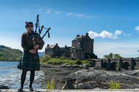 Bild: Faszination Schottland - packende live Multivision-Show