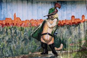 Bild: Der gestiefelte Kater - Märchen nach den Gebrüdern Grimm