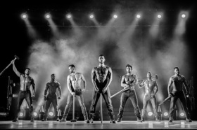 CHIPPENDALES - Get Naughty! World Tour 2021
