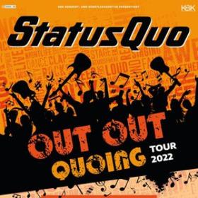 """Status Quo - """"Backbone"""" - Tour 2020"""