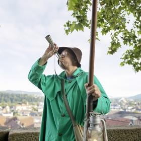 Führung mit dem Marburger Nachtwächter - Gelebte Marburger Geschichte und Sie mittendrin!