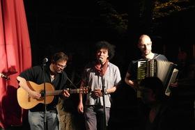 Klezmob - Jiddische Lieder & Balkan Sounds