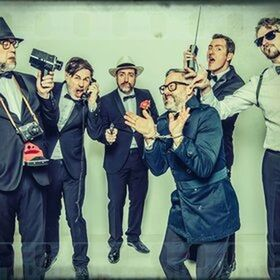 Bild: Six Pack - Goldsinger