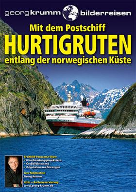 Bild: Hurtigruten - Multivision mit Georg Krumm