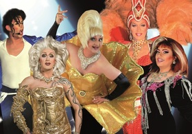 Bild: Festival der Travestie - Maria Crohn & Friends