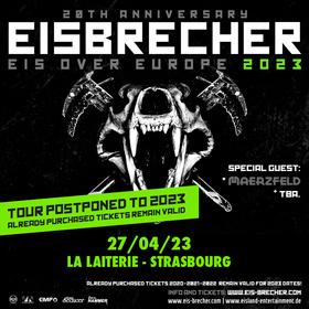 Eisbrecher + Guest
