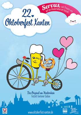 Bild: 22. Oktoberfest Xanten - Das Original am Niederrhein!
