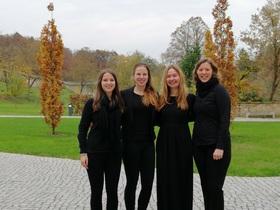 Klosterführung mit Abschlusskonzert eines klassischen Gesangsquartetts