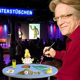 Bild: Trickfilm-Show - mit Thomas Stellmach