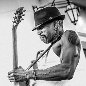 Bild: Dennis Jones & Band