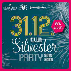 Bild: Silvester Party - Culture Club Hanau