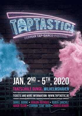 Taptastic - German Tap Dance Festival