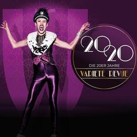 Bild: 20 20 - Die 20er Jahre Varieté Revue - Wintergarten Varieté Berlin