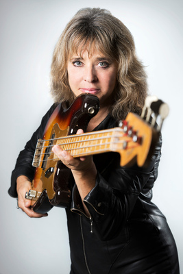 Suzi Quatro & Band - It´s Only Rock ´n´ Roll - Worldtour 2020