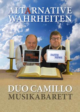 Bild: Duo Camillo - Alt(a)rnative Wahrheiten - Musikkabarett