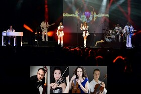 Bild: ABBA Review mit LIVE Streichern - ABBA Tribute meets Classic
