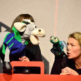 Bild: Engel&Esel-Produktionen - Fridolino in Köln - eine musikalische Entdeckungsreise für Kinder ab 5 Jahren und die ganze Familie