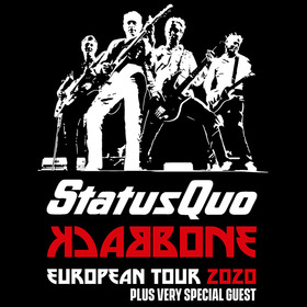 STATUS QUO - Backbone Tour 2020
