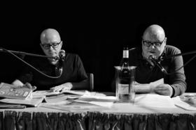 Prima Vista Lesung mit Detlef Bierstedt und Oliver Rohrbeck