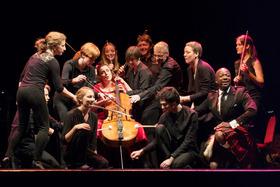 Bild: Carrington-Brown & The Swonderful Orchesta -