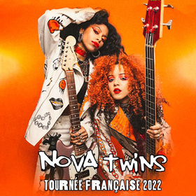 Nova Twins + Sueur (Club Laiterie)