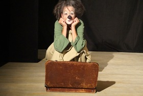 Bild: Vom Glück, zu zweit zu sein - Nonverbales Clowntheater