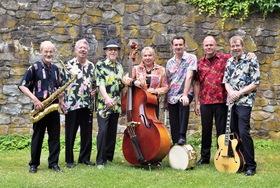 Bild: Barrelhouse Jazzband - Bigbandjazz