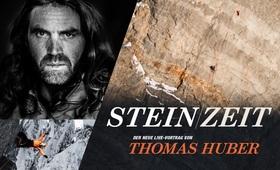 Bild: Stein/Zeit - Der neue Live-Vortrag von Thomas Huber
