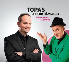 Bild: Topas & Hämmerle - Zauberkunst & Comedy