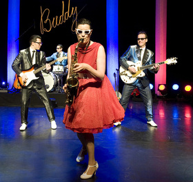 Bild: BUDDY IN CONCERT - Die Rock'n'Roll-Show