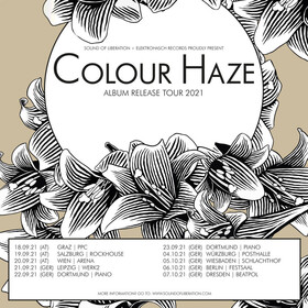 COLOUR HAZE - Album Release Tour 2020 • Support: EL PERRO