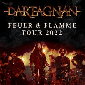 """dArtagnan - """"Heldenfestspiel - 5 Jahre dArtagnan Die Jubiläumstour"""" + Special Guest"""