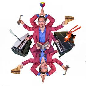 Bild: multitasKING Andreas Gundlach - Das Buttermesser - mein Streichinstrument