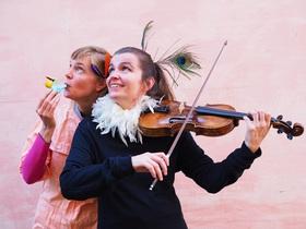 Wenn ich ein Vöglein wäre - Gastspiel Quartett plus 1, Hannover
